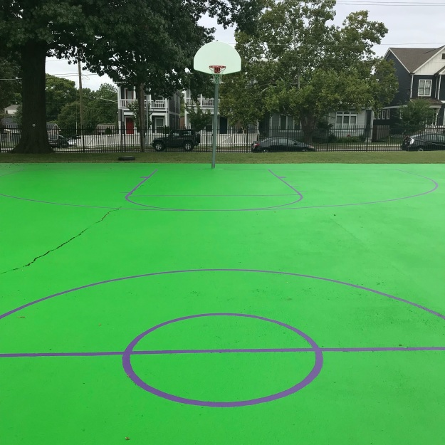 B-ball court done 1